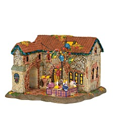 Dept 56 Day of the Dead House