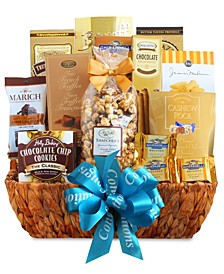 Craving & Congratulations Desert Gift Basket