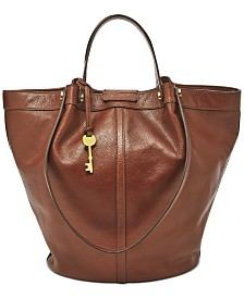 Fossil Callie Leather Tote