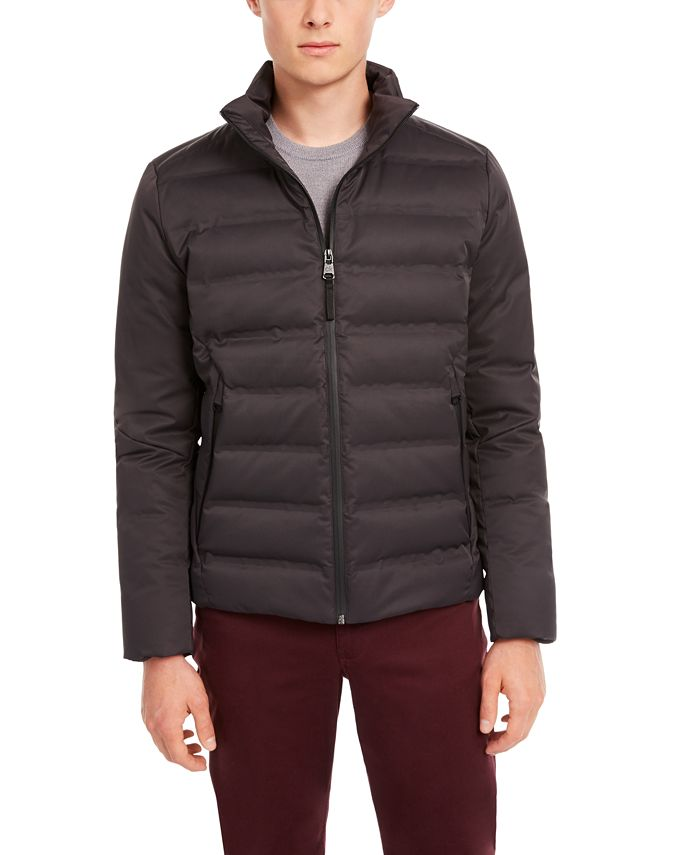 Calvin Klein - Men's Slim-Fit Seamless Down Puffer Jacket