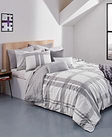 Lacoste Baseline Full/Queen Comforter Set