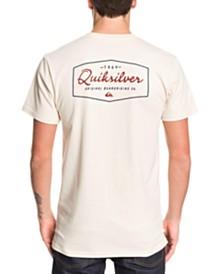 Quiksilver Men's Inside Lines Short Sleeve T-Shirt