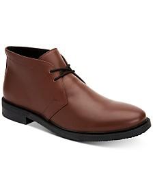 Calvin Klein Men's Cam Chukka Dress Boots