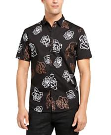 I.N.C. Men's Juno Floral Shirt