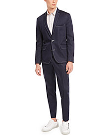 I.N.C. Men's Contrast Stitch Suit Separates, Created for Macy's