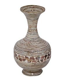 "Cora 22"" Bamboo Vase"