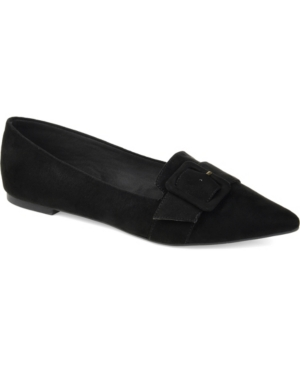 Pin Up Shoes- Heels, Pumps & Flats Journee Collection Womens Audrey Loafers Womens Shoes $60.00 AT vintagedancer.com
