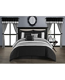 Katrin 20-Pc. King Comforter Set