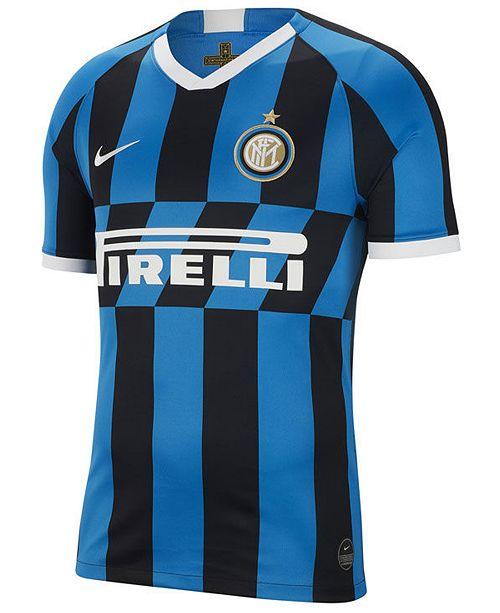 Nike Men's Inter Milan Club Team Home Stadium Jersey