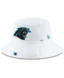 New Era Carolina Panthers Training Bucket Hat