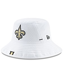 New Orleans Saints Training Bucket Hat