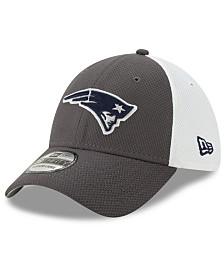 New Era New England Patriots Pop Out Diamond Era 39THIRTY Cap