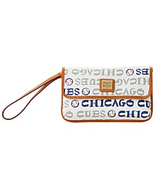 Dooney & Bourke Chicago Cubs Milly Wristlet