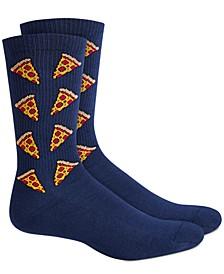 Men's Pizza Socks, Created for Macy's