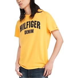 Tommy Hilfiger Denim Men's Koston Logo Graphic T-Shirt