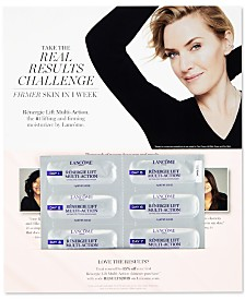 Receive a FREE 7-Day Supply of Rénergie Lifting and Multi-Action Moisturizer with any $50 Lancôme Purchase