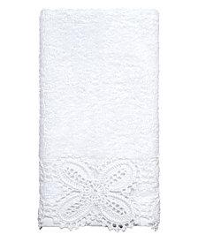 Avanti Linden Lace Fingertip Towel