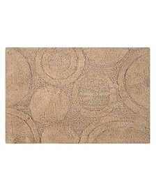 "Orbit 17"" x 24"" Bath Rug"