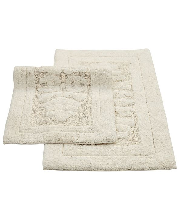 "Perthshire Platinum Collection Cipher 21""x 34"" Bath Rug"