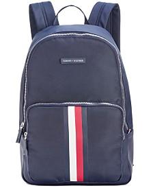 Tommy Hilfiger Men's Jonathan Logo Backpack