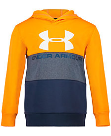 Under Armour Toddler Boys Half Icon Colorblocked Hoodie