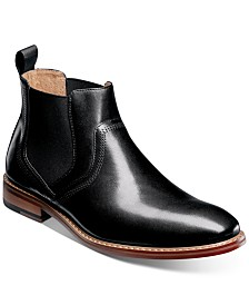 Stacy Adams Men's Altair Plain-Toe Chelsea Boots
