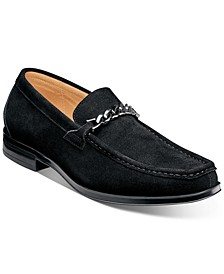 Norwood Moc-Toe Slip-On Loafers