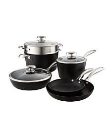 Scanpan PRO IQ 9-Pc. Cookware Set
