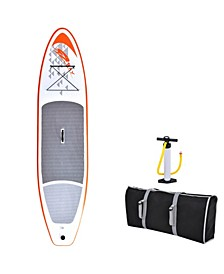 Sports Stingray 11' Inflatable Stand Up Paddleboard and Hand Pump