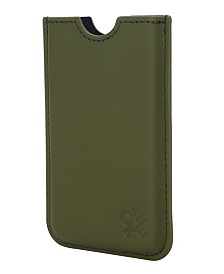 Token Leather IPhone Case