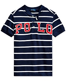 Polo Ralph Lauren Little Boys Henley T-Shirt
