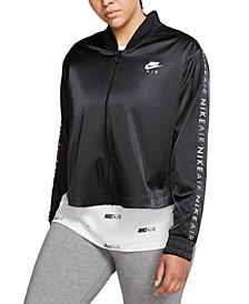 Plus Size Air Track Jacket