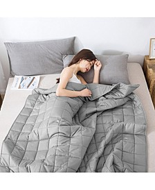 """80"""" x 60"""" 20lb Weighted Blanket"""