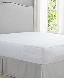 Easy Care Queen Mattress Protector with Bed Bug Blocker