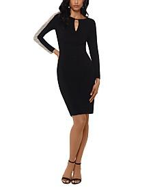 XSCAPE Embellished Bodycon Dress