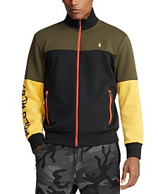 Polo Ralph Lauren Men's Double-Knit Jacket