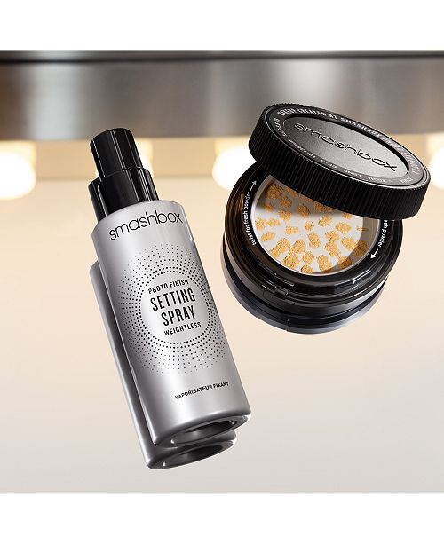 Photo Finish Setting Spray Weightless by Smashbox #4
