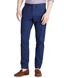 Men's Big & Tall Stretch Classic Fit Chino Pants