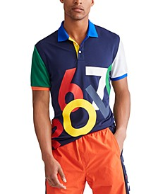 Ralph Lauren Men's Classic Fit Tech Piqué Polo