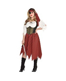 Amscan Pirate Beauty Adult Women's Costume - Plus Size