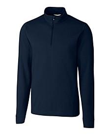 Men's Big & Tall Advantage Zip Mock Sweatshirt