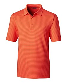 Cutter & Buck Men's Big & Tall Forge Pencil Stripe Polo
