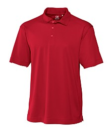 Cutter and Buck Men's Big and Tall Drytec Genre Polo