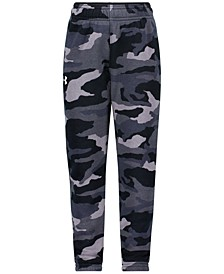 Little Boys Bandit Camo-Print Jogger Pants