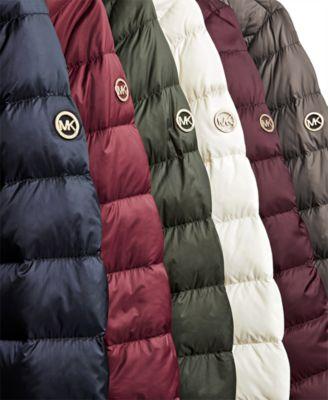 women's michael kors coats