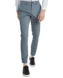 Tommy Hilfiger Men's Slim-Fit Chino Pants, Created for Macy's