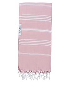 Classic Pestemal Fouta Turkish Cotton Beach Towel