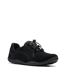 Clarks Collection Women's Haley Rhea Casual Sneakers