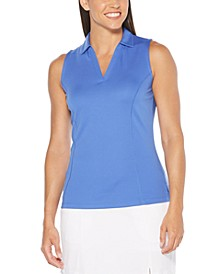 Airflux Sleeveless Golf Polo Shirt