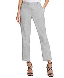 Marled Modern Pants
